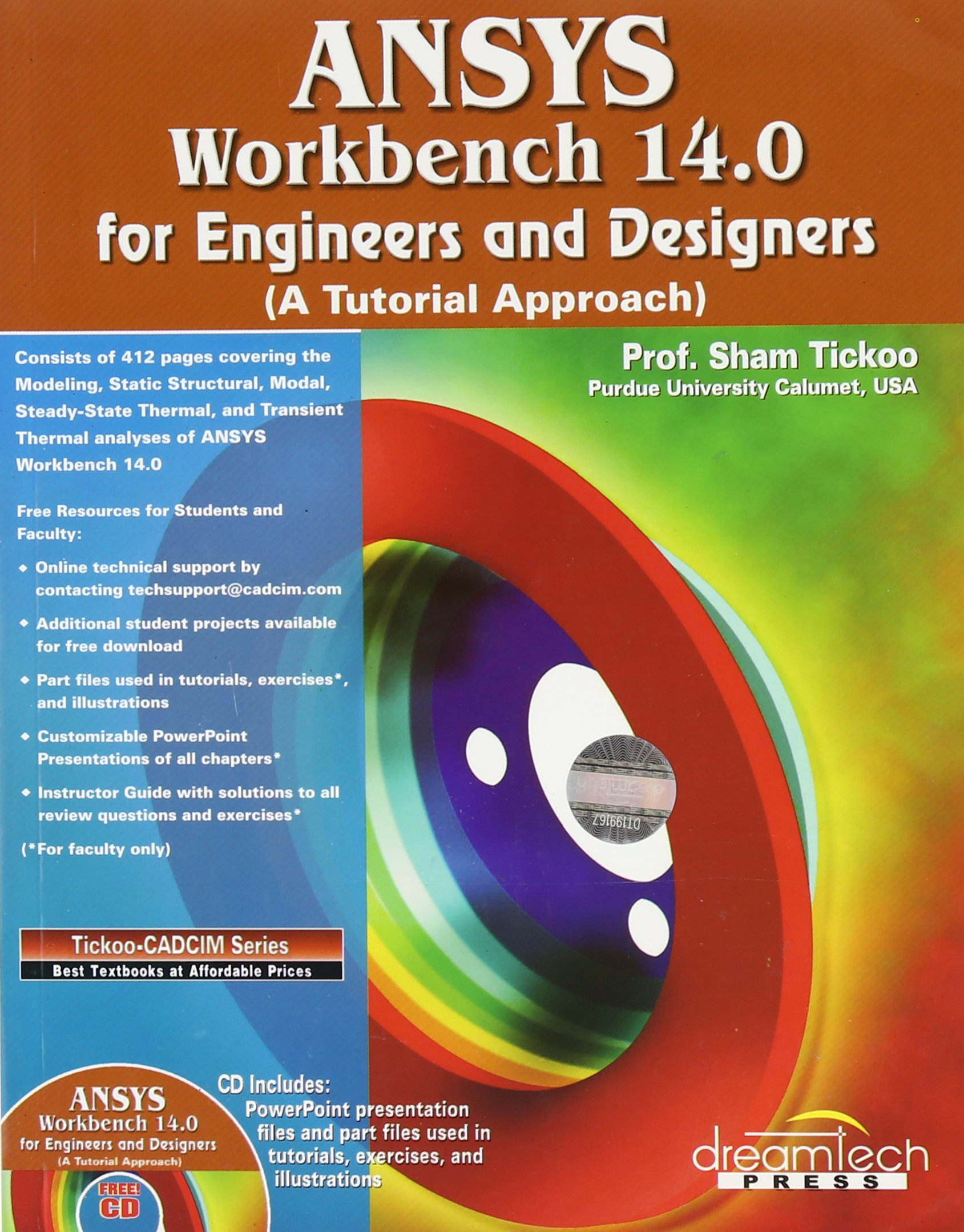 Buy Ansys Workbench 14 0 for Engineers and Designers (MISL