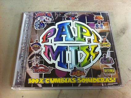 Amazon.com: Papi Mix-100% Cumbias Sonidera: Music