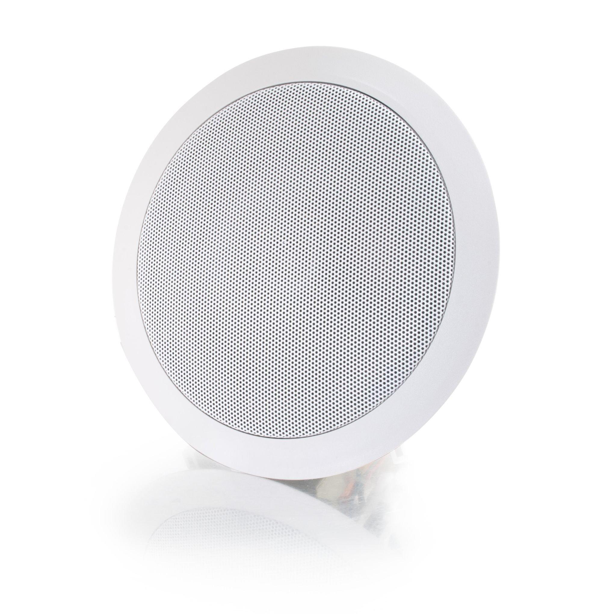 C2G/Cables to Go 39907 Ceiling Speaker 70V, White (5 Inch)