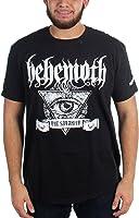 Behemoth - - Herren Der Satanist Banner T-Shirt