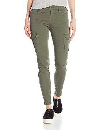 f0452bd9548 Amazon.com  Vince Women s Skinny Cargo  Clothing