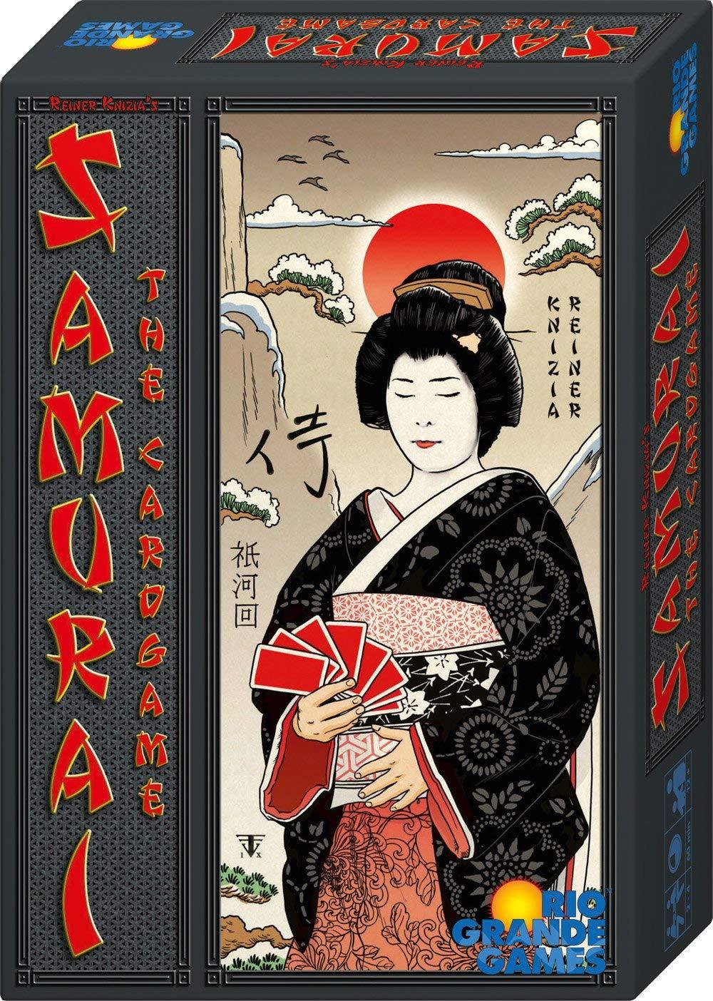 【即納&大特価】 サムライザカードゲーム(Samurai B07PJ4CH2F the the Cardgame) B07PJ4CH2F, 塩沢町:85ade99b --- garagegrands.com