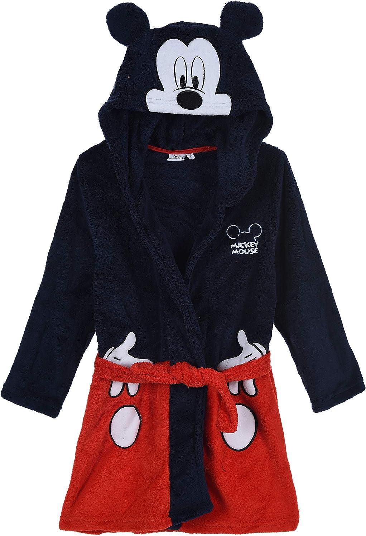 Mickey Mouse Niños Bata: Amazon.es: Ropa y accesorios