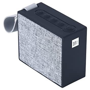 Review WiFi Bluetooth Speaker Portable,