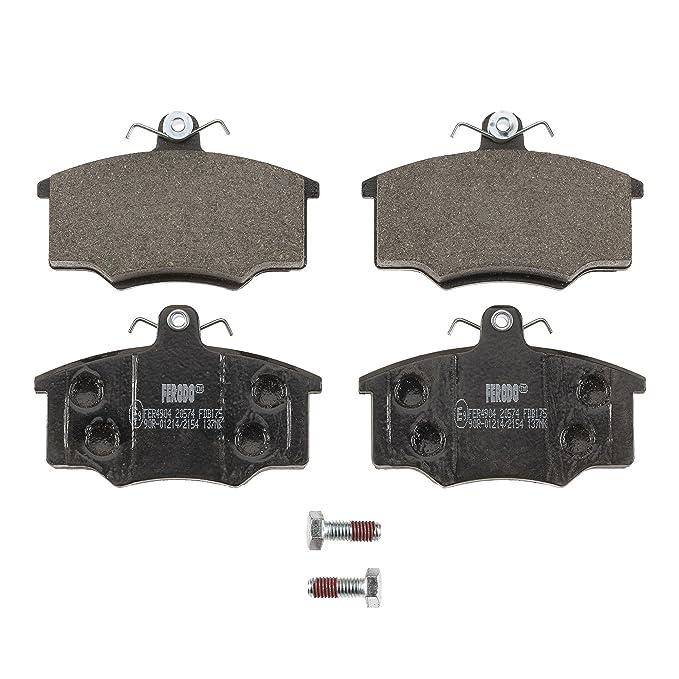 4-teilig TRW GDB4000 Bremsbelag