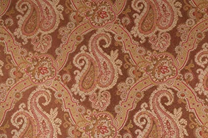 Amazon.com: Robert Allen/Beacon Hill antiguo Paisley ...