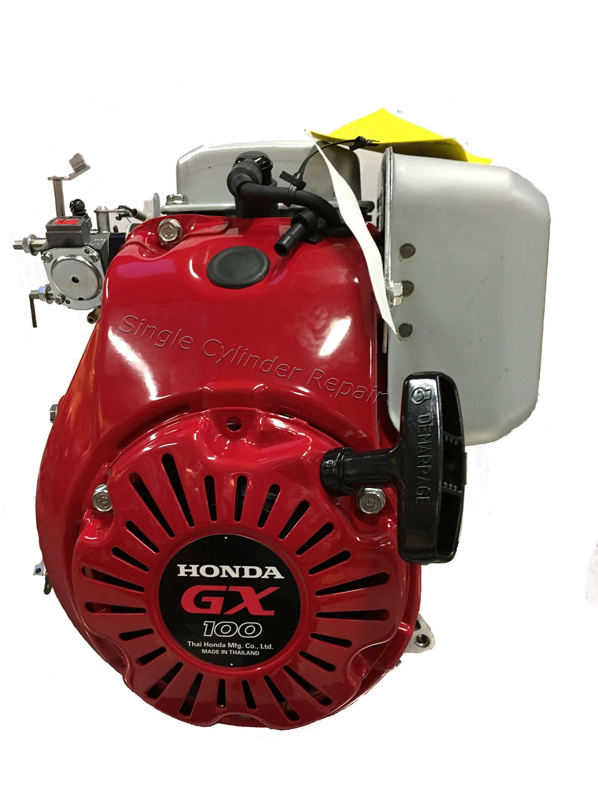 Honda GX100RT-KRG Bomag, MultiQuip MTX60, MTX70 Rammer Replacement Engine