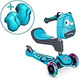 Amazon.com: SmarTrike T5 - Patinete para niños con equipo de ...