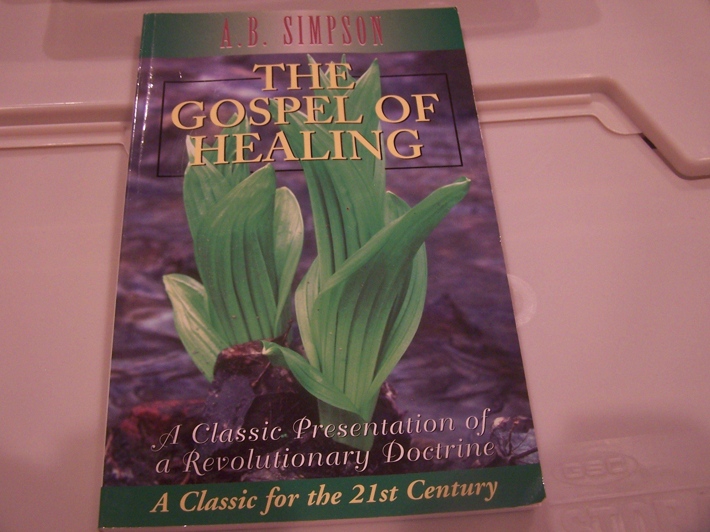 Download The Gospel of Healing pdf epub