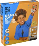 Tech Will Save Us, Gamer Kit (ready-soldered) | Coding Games For Kids, Ages 10 +