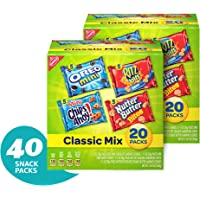 Deals on 40-Pack Nabisco Classic Cookie & Cracker Variety Packs
