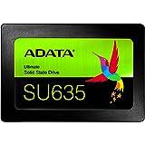 ADATA SU635 480GB 3D-NAND SATA 2.5 inch Internal SSD (ASU635SS-480GQ-R)