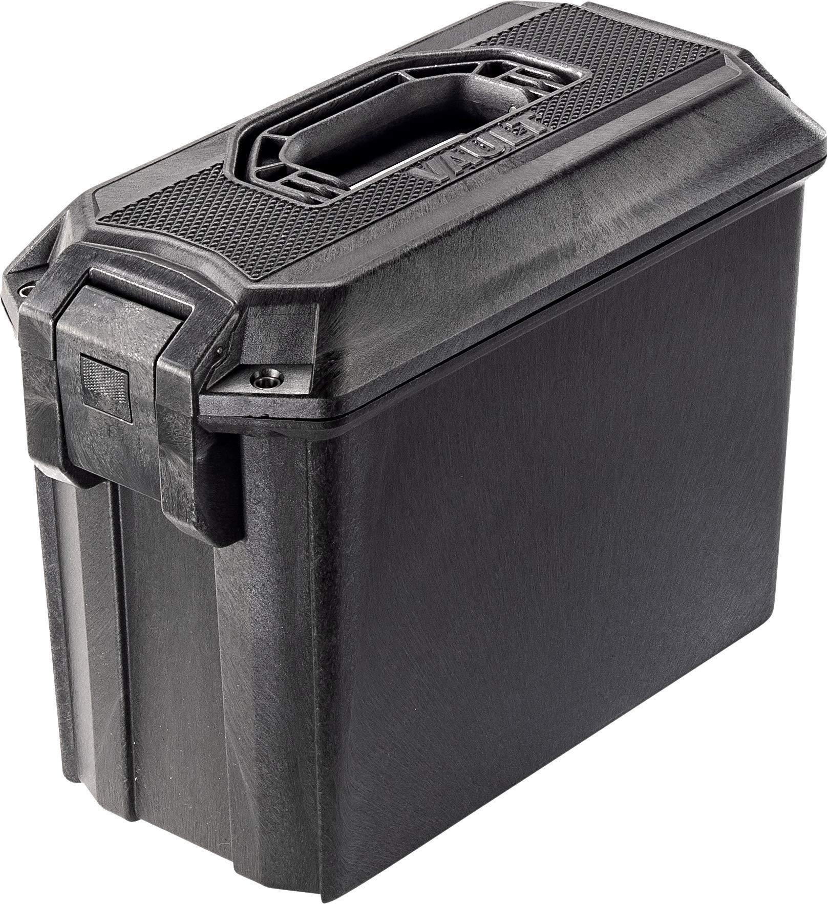 Pelican VCV250-0010-BLK V250 Ammo Case Black w/No Foam by Pelican