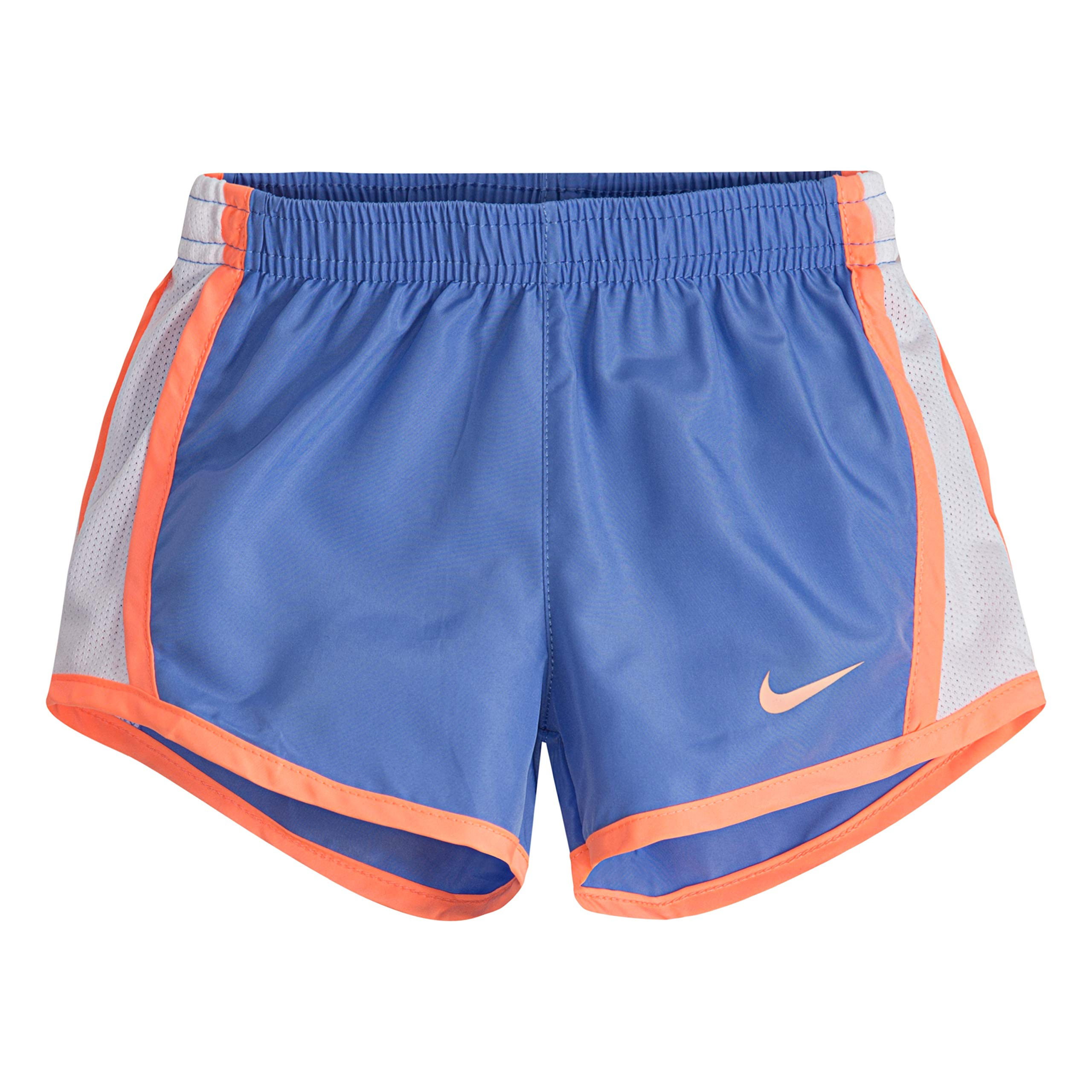 NIKE Children's Apparel Girls' Toddler Dri-FIT Tempo Shorts, Royal Pulse, 3T by NIKE Children's Apparel
