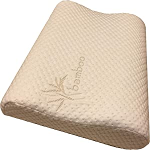 Medium Profile Memory Foam Neck Pillow Review