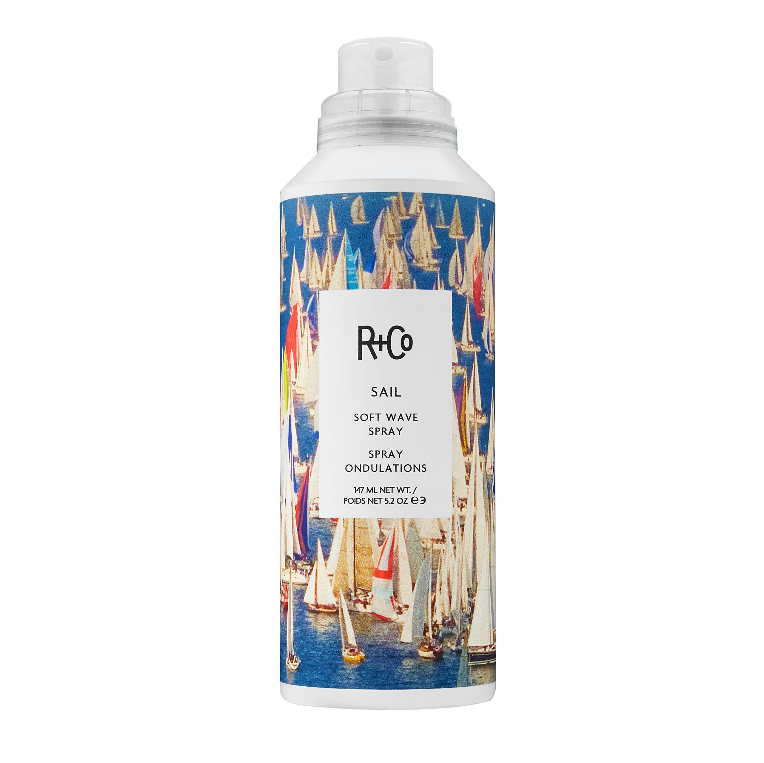 R+Co Sail Soft Wave Spray, 5.2 oz by R+Co