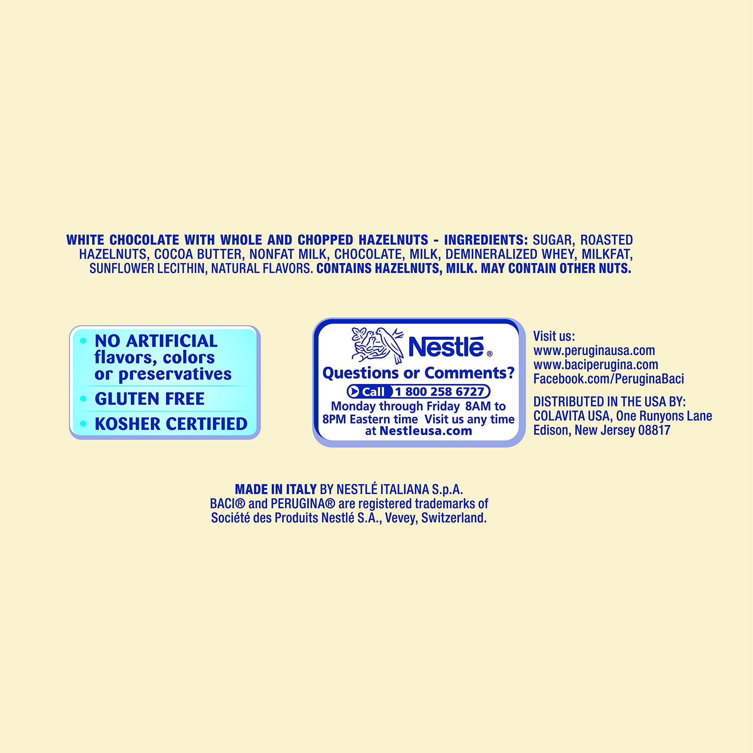 Perugina Baci Chocolate Bulk Box, White, 6.6 Pound by Perugina (Image #2)