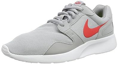 best website 1c1e2 4846f Nike Kaishi, Herren Laufschuhe, Grau (Wolf Grey Daring Red 060),