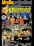 Starlog Magazine The Sci Fi Comics: May 1996