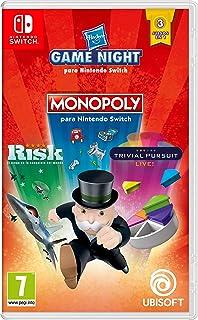 Hasbro Game Night - Nintendo Switch [Importación inglesa]: Amazon.es: Videojuegos