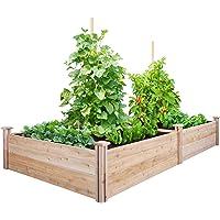 Amazon Best Sellers: Best Raised Garden Kits