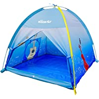 NARMAY Play Tent Music World Dome Tent For Kids Indoor / Outdoor Fun - 48 X 48 X 40 Inch