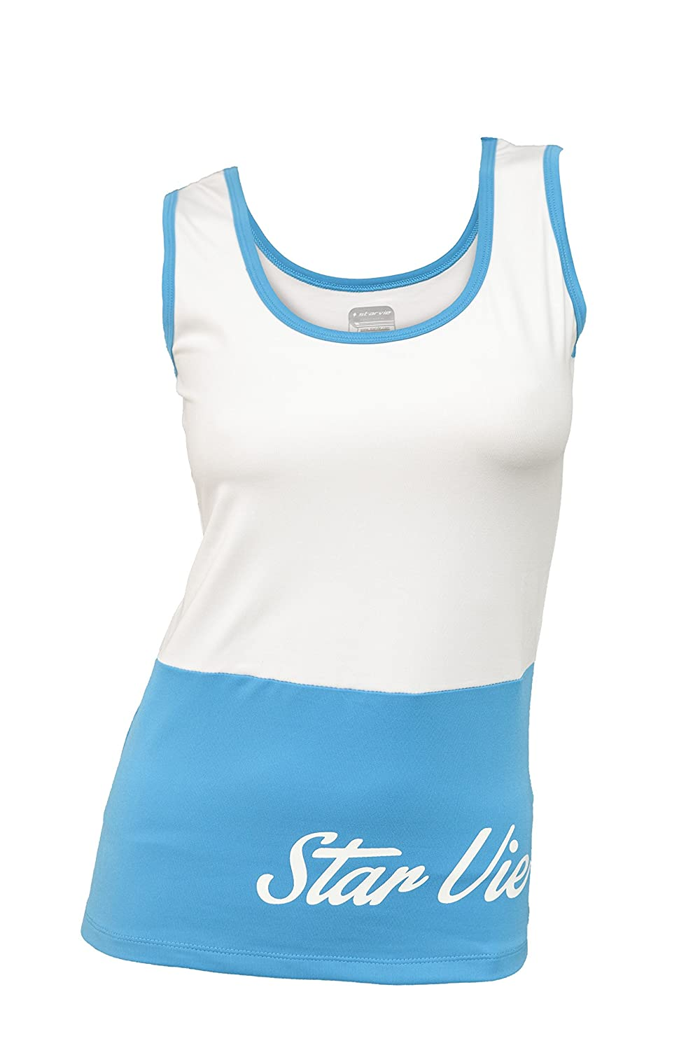 Top padel StarVie Reiter White (M): Amazon.es: Deportes y ...