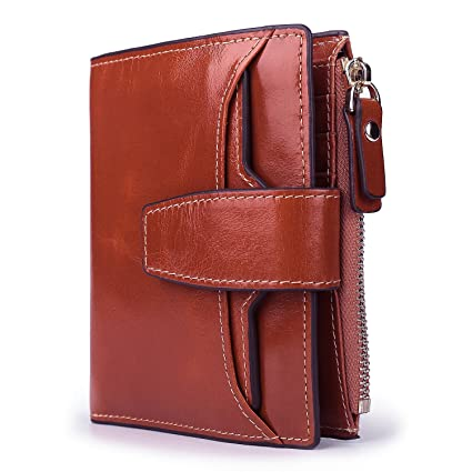 AINIMOER Cartera para pasaporte marrón Sorrel talla única: Amazon.es: Equipaje