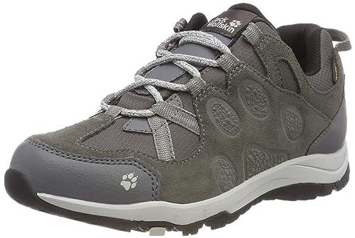bd532365df Jack Wolfskin Women's Rocksand Texapore Low W Rise Hiking Shoes, (Grey Haze  4650)