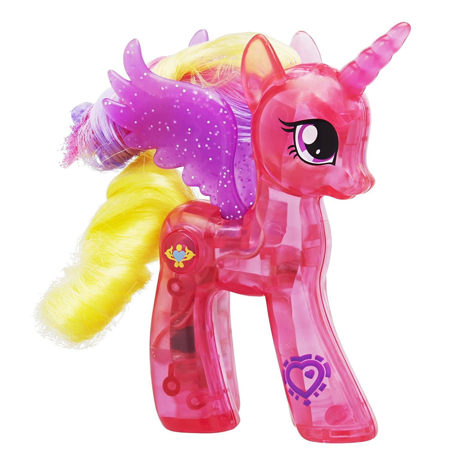 my little pony explore equestria sparkle bright 3 inch princess