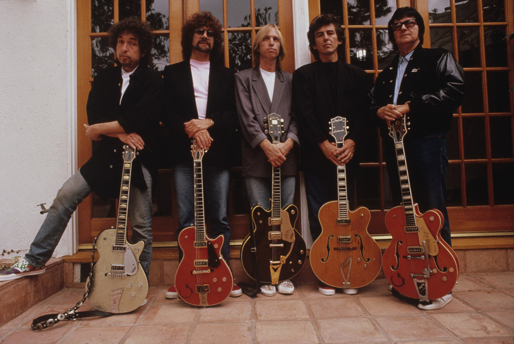 Image result for the travelling wilburys