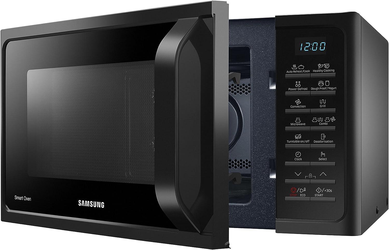 Samsung Mc28h5015ck Four Micro-Ondes avec Grill Capacité 28 Litres