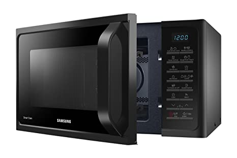 Samsung MC28H5015CK - Horno microondas (con grill, 900 W, 28 L) color negro: Amazon.es: Hogar
