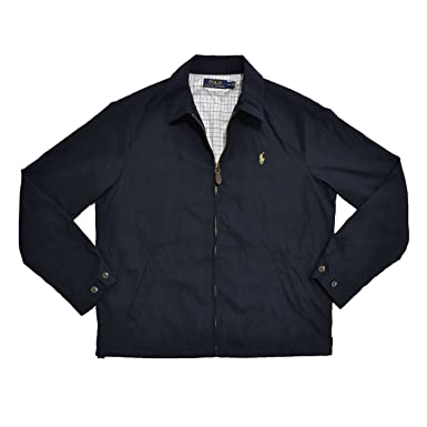 Polo Ralph Lauren Hombre Big & Tall bi-Swing Cortavientos Jacket ...