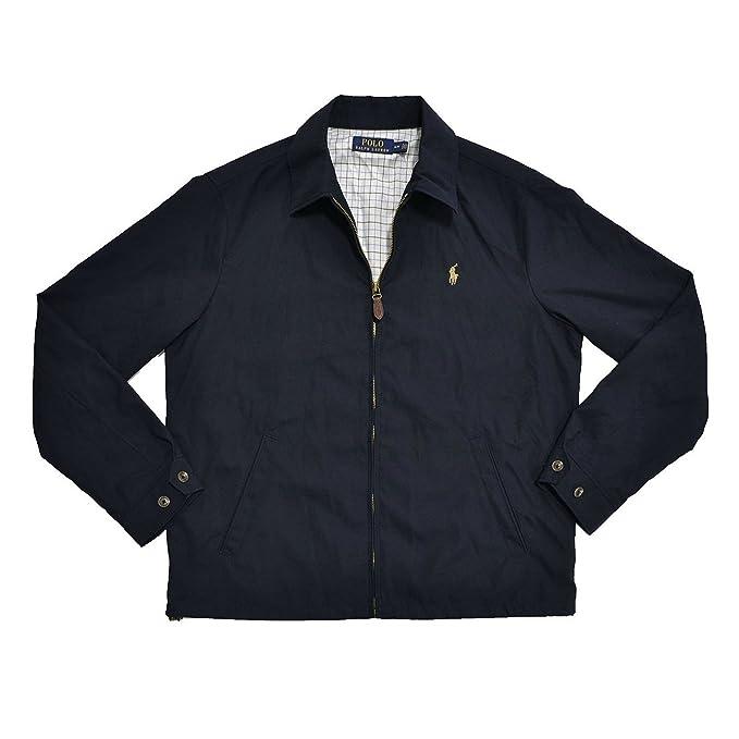 Polo Ralph Lauren Hombre Big & Tall bi-Swing Cortavientos Jacket ...