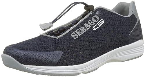 a87776eb13fb Sebago Men s Cyphon Sea Sport Boating Shoes  Amazon.co.uk  Shoes   Bags