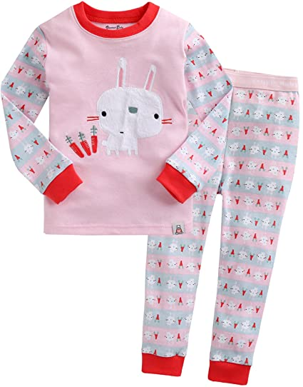 932d82b81 Amazon.com  Vaenait baby 12M-7T Girls Easter Gifts Easter Rabbit ...