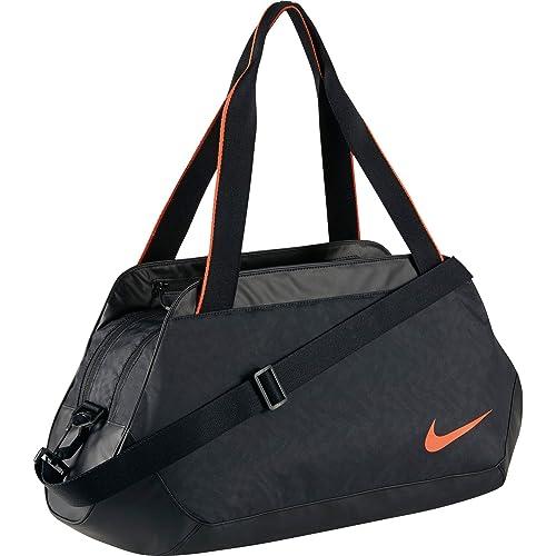 Nike Cegend 2.0 Duffel Carry All Bag-Black/White