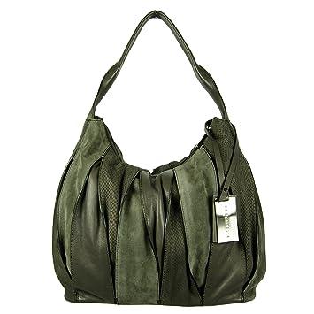 283d5ac8735ad Coccinelle Shoulder Bag Tasche Schultertasche Raquel Grau Piombo ...