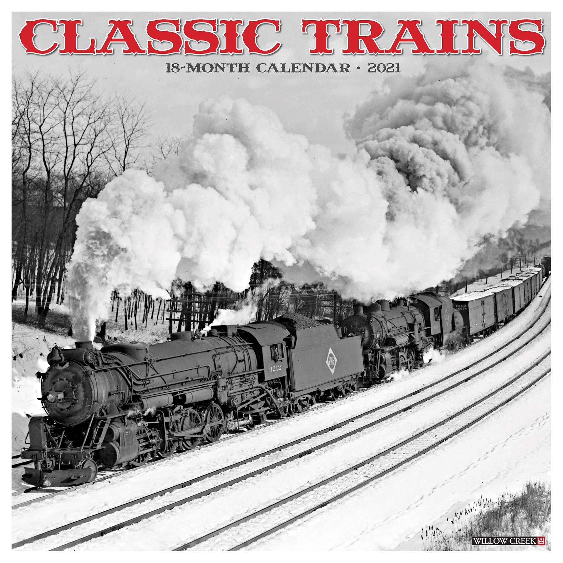 Train Calendar 2021 Images