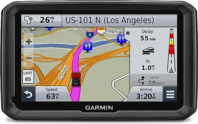 Garmin Dezl 570lmt Satellite Navigation System Sport Freizeit