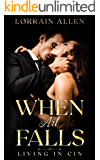 When Art Falls: Living in Cin: (A Dark Romance)