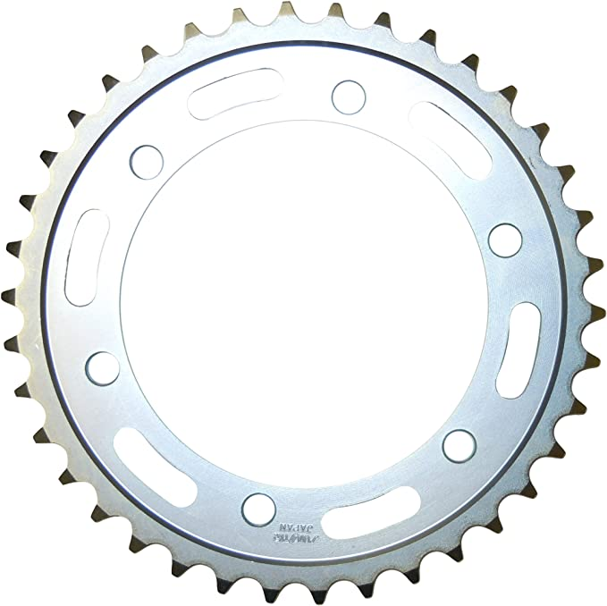 Sunstar 2-357738 38-Teeth 520 Chain Size Rear Steel Sprocket
