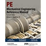 PPI Mechanical Engineering Reference Manual, 14th Edition – Comprehensive Reference Manual for the NCEES PE Exam