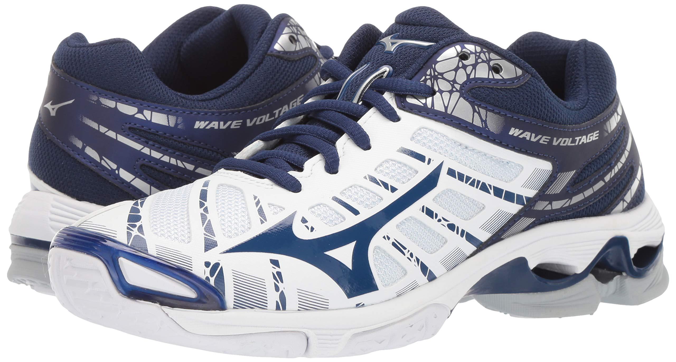 mizuno women's wave luminous volleyball shoes zipper