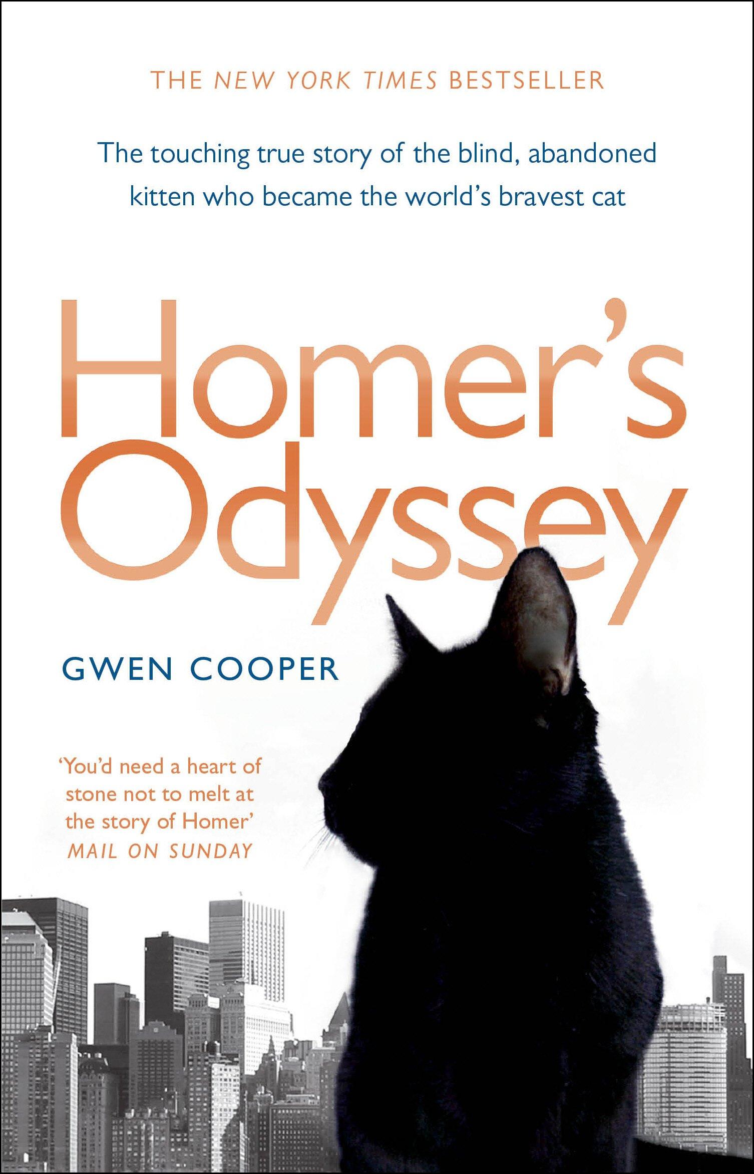 Prime Homers Odyssey Amazon Co Uk Gwen Cooper 9780553825152 Books Download Free Architecture Designs Itiscsunscenecom