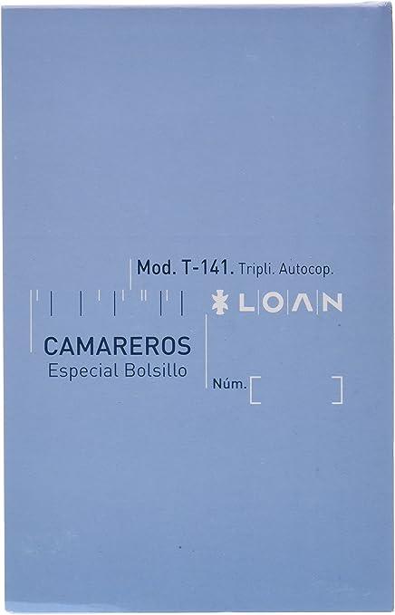 Loan T88N Talonario 10 unidades