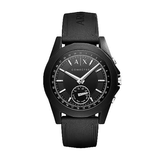 00d04416022 Armani Exchange Unisex Hybrid Smartwatch AXT1001  Amazon.co.uk  Watches