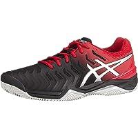 Asics Erkek Tenis Ayakkabısı E702Y-001