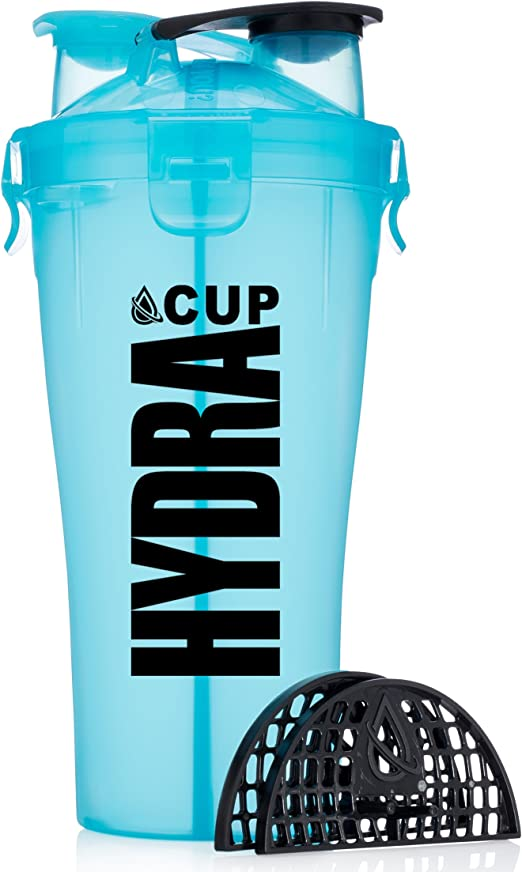 Hydra Cup 2.0 - 28oz High Performance Dual Shaker Bottle, Leak ...